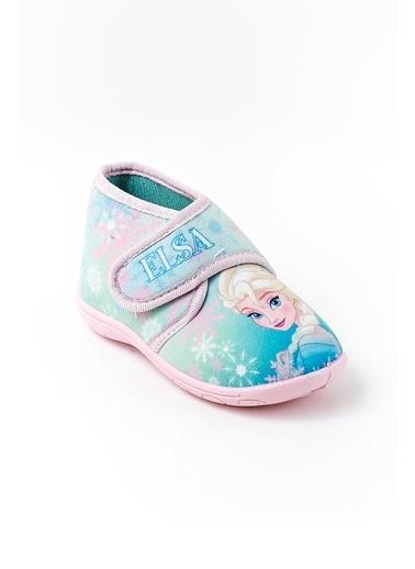Disney Disney Kız Cocuk Frozen Lisasnlı Panduf Renkli